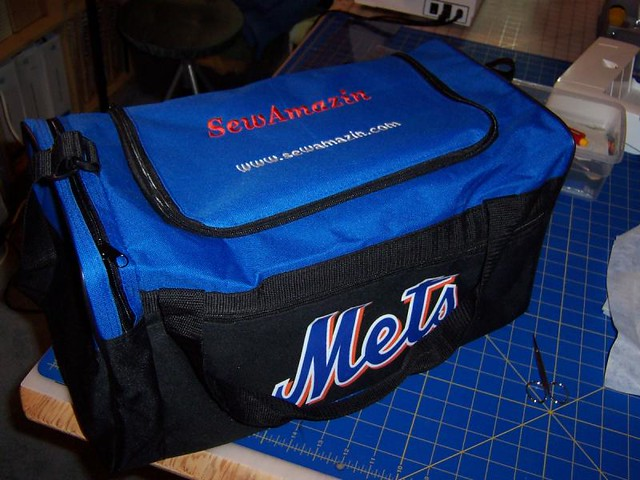 SewAmazin Sports Bag