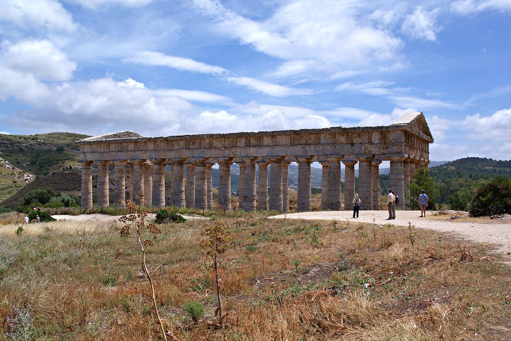 Temple at Segesta 2