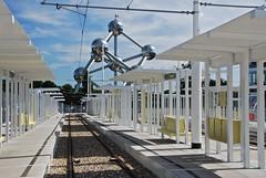 Terminus de tram rénové