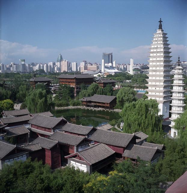 Revisiting old negatives - Beijing