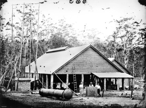 photographer queensland boilers statelibraryofqueensland sugarmills slq williamboag
