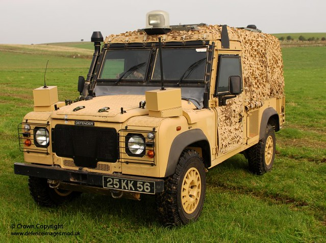 the land rover snatch vixen vehicle on show flickr photo sharing. Black Bedroom Furniture Sets. Home Design Ideas