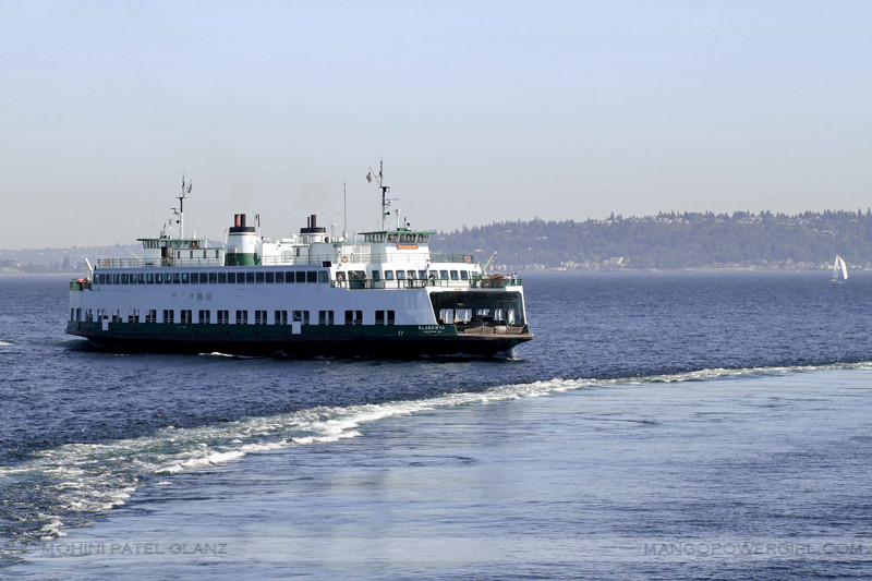 1 - a washington ferry