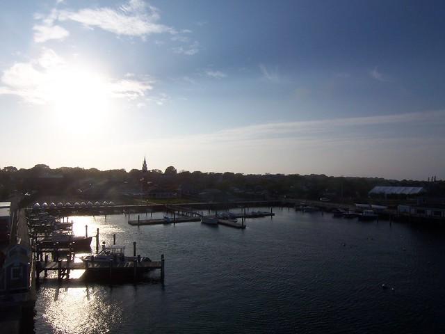 docks at nantucket