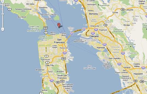 Alcatraz Island / San Francisco Bay by trudeau