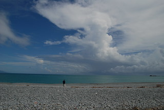 台東海岸的礫石灘 Taitung Shingle