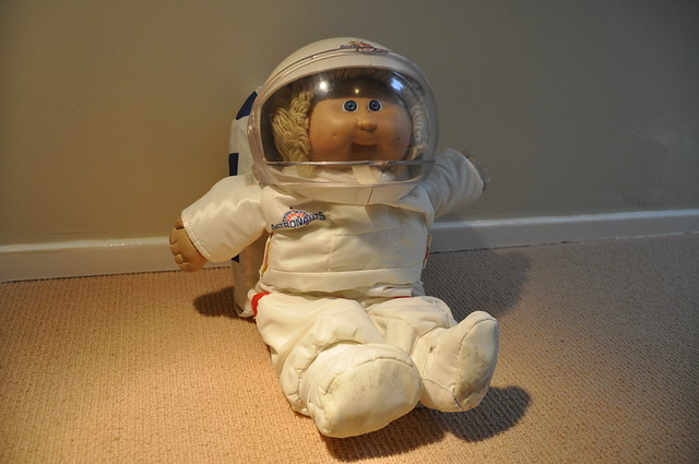 young astronauts cabbage patch doll - photo #2