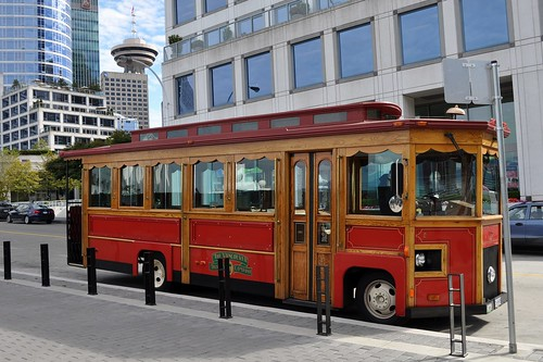 Trolley, Vancouver.