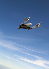 VSS Enterprise glides through the skies_Photo by Mark Greenberg