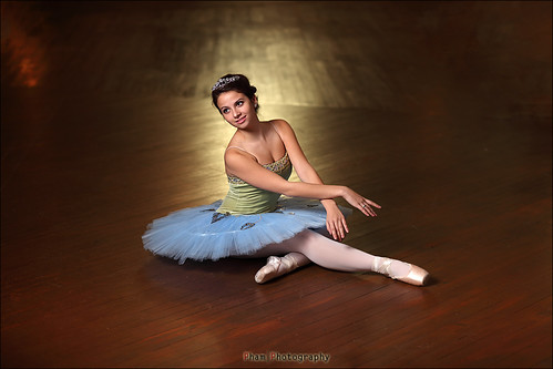 Nina Senior ~ The Ballerina