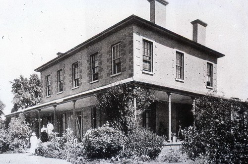 C917-0226 Tocal Homestead, c.1910