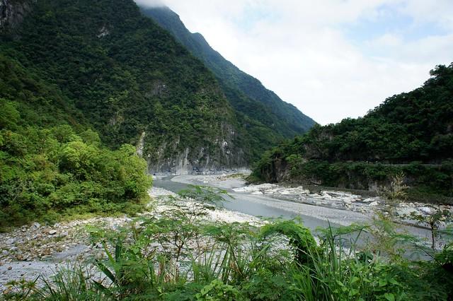 Parque Nacional Taroko, Taiwán