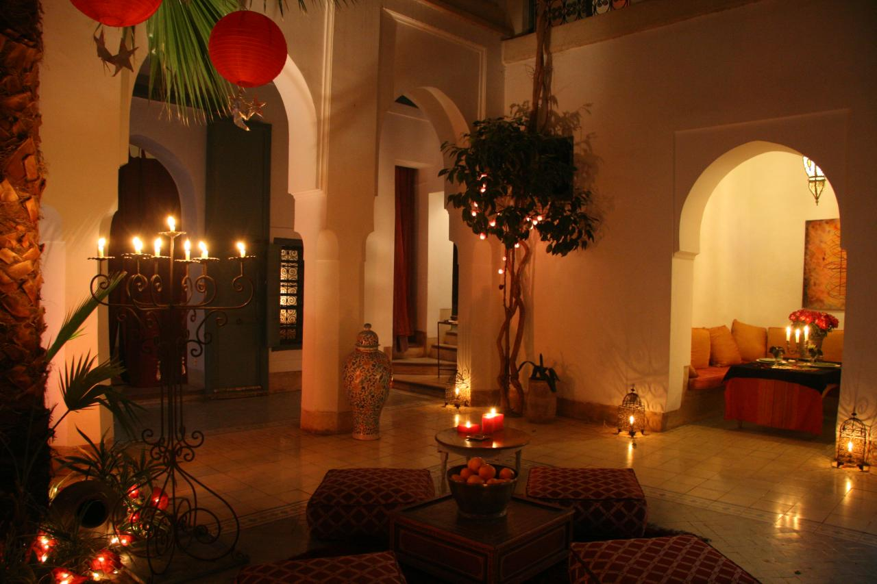 Dar malak riad marrakech morocco best riad marrakech for Best riads in marrakesh