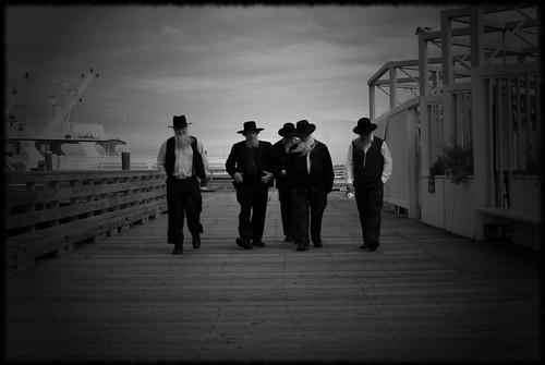 5D Amish Reservoir Dogs