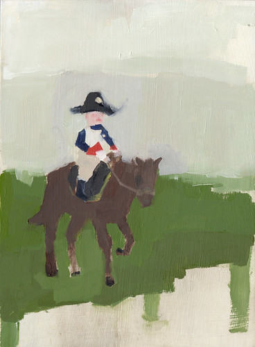 "Jennie Ottinger ""Napoleon (Scene from War and Peace)"""