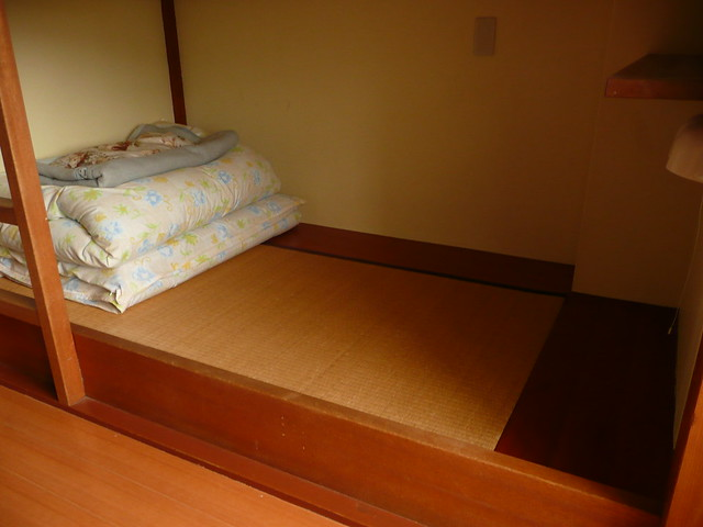 tatami bed flickr photo sharing. Black Bedroom Furniture Sets. Home Design Ideas