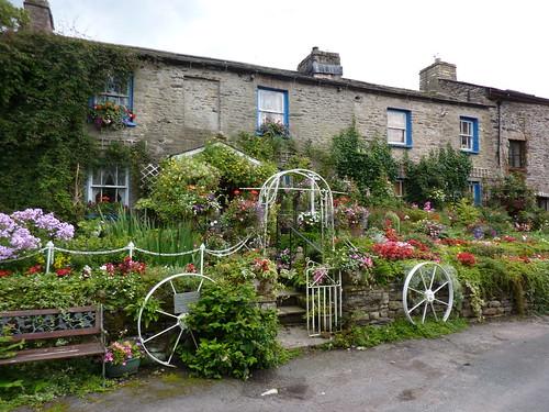 Garden overload in Millthrop