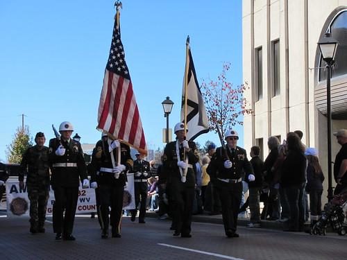 Beckley Veteran's Day Parade