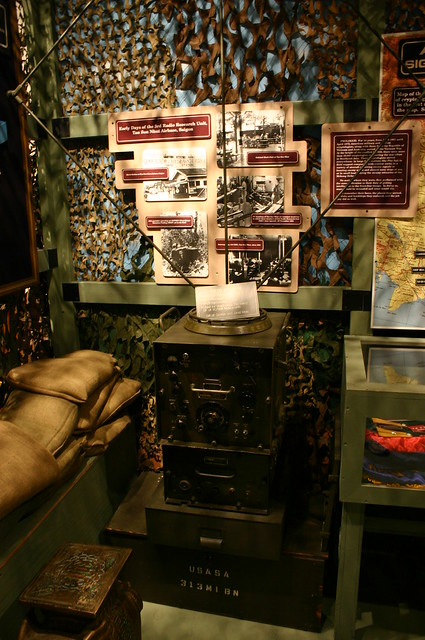 Vietnam Cryptography Displays
