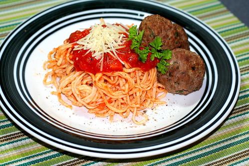 Homemade spaghetti 0001