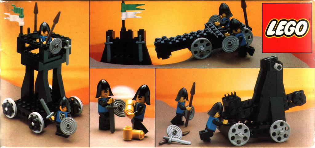 6030 Steinschleuder / Catapult