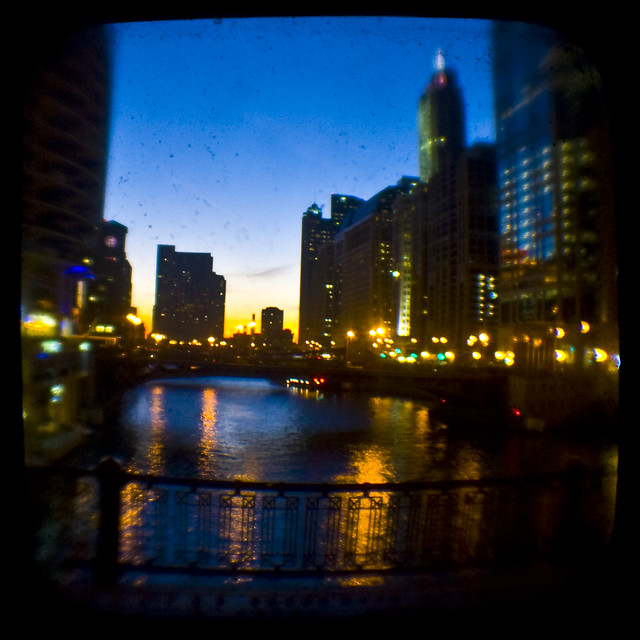 Chicago River at State