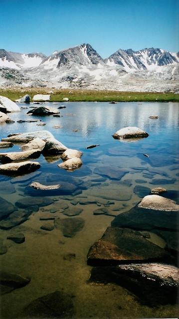 Lake in Pioneer Basin #2