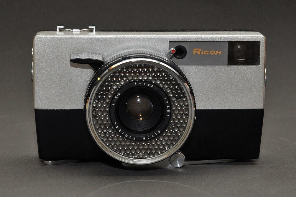 Ricoh Ricohmatic 35 - 1960