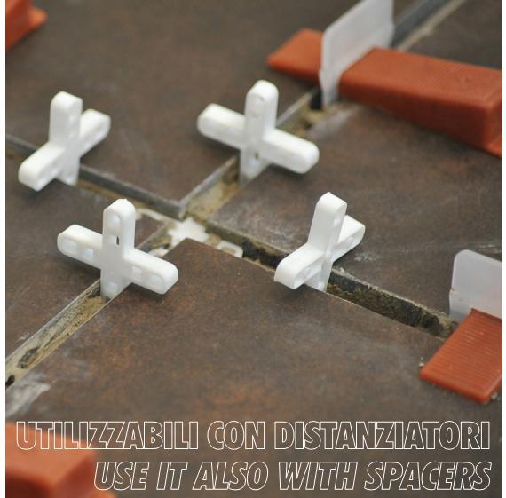 Raimondi level system secchio kit pavimento ebay - Distanziatori livellanti per piastrelle ...