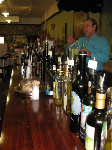 Many many olive oils