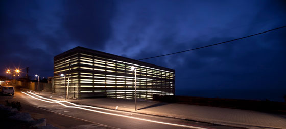 מרכז פרס לשלום, מסימילאנו ודוריאנה פוקסאס, אדריכל מקומי: יואב מסר אדריכלים, צילום: עמית גורן