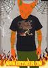katzen Klub kannibal Karneval Camiseta T-Shirt Katzen