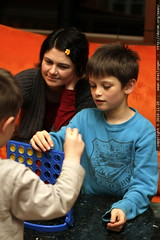 final thanksgiving activity   a connect four tournament