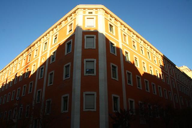 Casa Profesa de Jesuitas. Calles Maldonado y Claudio Coello. Madrid