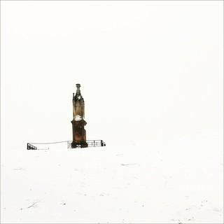 Snowy Mary