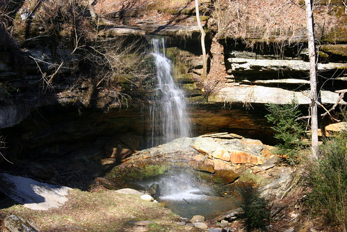 Hickman Springs Waterfall B