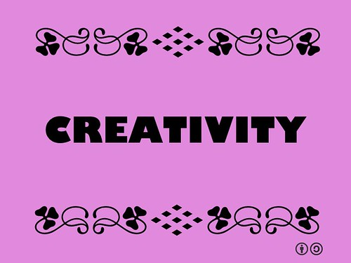 Buzzword Bingo: Creativity = The ability to transcend tradition and to create meaningful new works