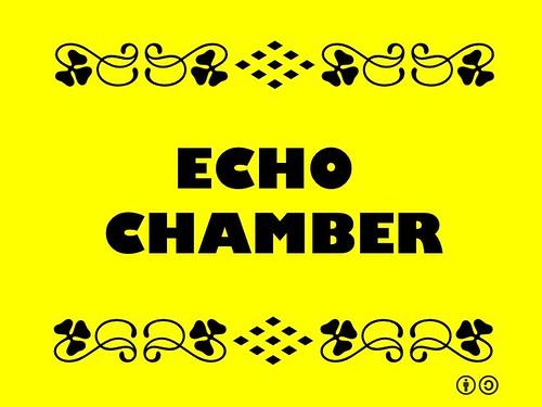 Buzzword Bingo: Echo Chamber