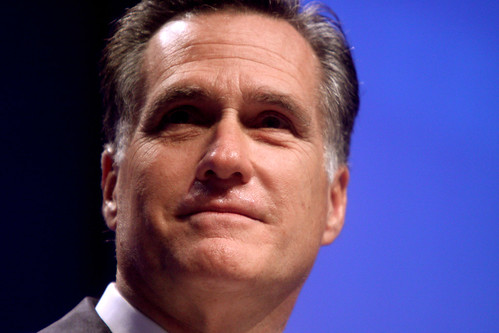 I Don't Blame Romney