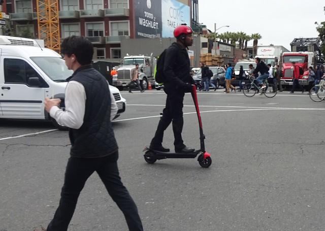 Skooter2 SFO