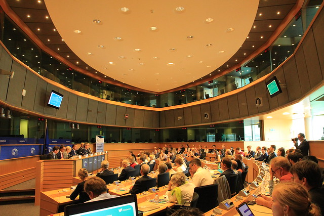 Corporate Governance and Cybersecurity Event at European Parliament 29 June 2017