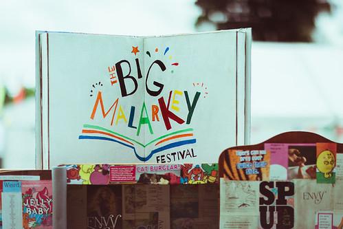 The Big Malarkey Festival. Photo © Chris Pepper