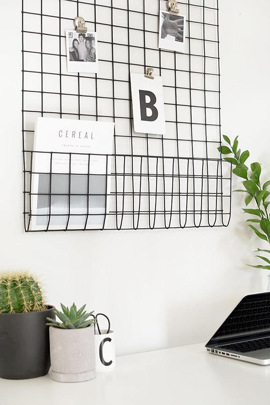 02-mesh grid wall
