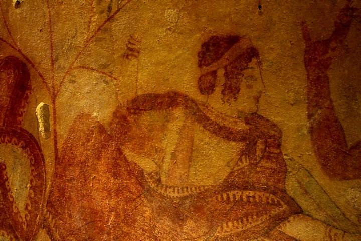 Necrópolis de Tarquinia