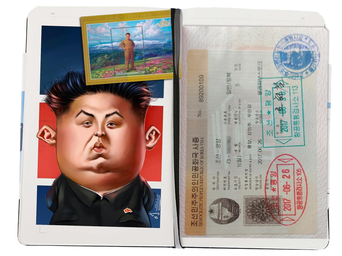 Вернулся из Северной Кореи живым - и ладно! 19