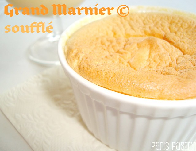 Grand Marnier Soufflé with Crème Anglaise | Flickr - Photo Sharing!