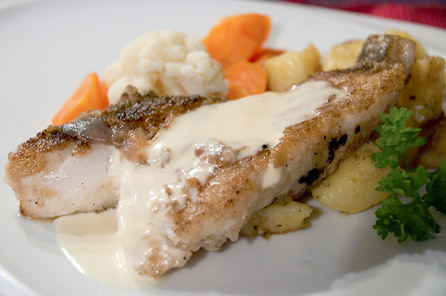 Grilled cod fish fillet flickr photo sharing for Grilled cod fish recipes