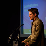 Nick Barley | Nick Barley at Edinburgh International Book Festival 2010
