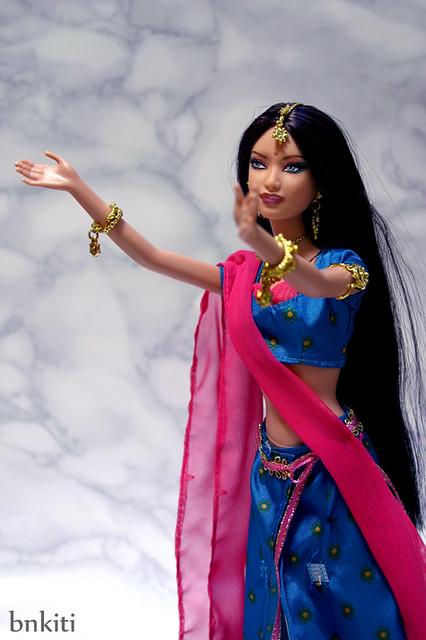 Diwali Barbie