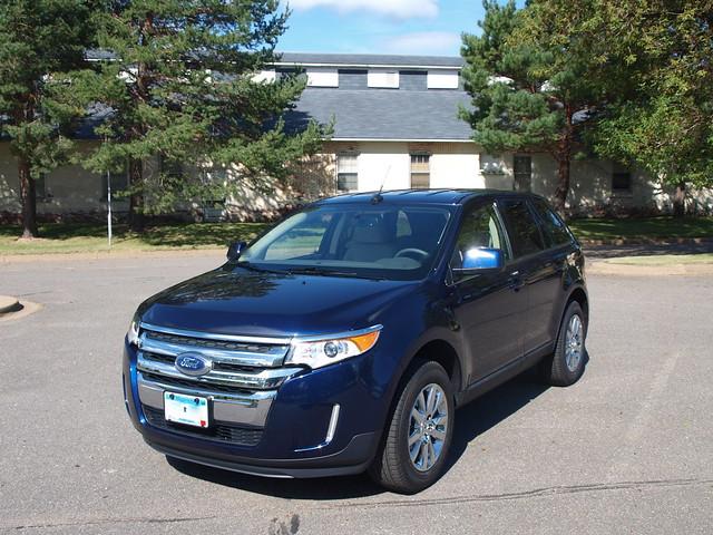 2011 Ford Edge 9